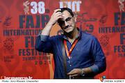 کوروش سلیمانی در سومین روز سی و هشتمین جشنواره جهانی فیلم فجر