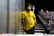 عسگرپور در سومین روز سی و هشتمین جشنواره جهانی فیلم فجر