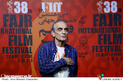 همایون ارشادی در سومین روز سی و هشتمین جشنواره جهانی فیلم فجر