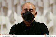 پرویز پرستویی در چهارمین روز سی و هشتمین جشنواره جهانی فیلم فجر