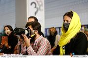 غزاله نظر در چهارمین روز سی و هشتمین جشنواره جهانی فیلم فجر