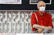 مسعود آب پرور در چهارمین روز سی و هشتمین جشنواره جهانی فیلم فجر