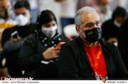 امیر اسفندیاری در چهارمین روز سی و هشتمین جشنواره جهانی فیلم فجر