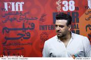 بهرنگ علوی در چهارمین روز سی و هشتمین جشنواره جهانی فیلم فجر