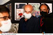 کیانوش عیاری در چهارمین روز سی و هشتمین جشنواره جهانی فیلم فجر