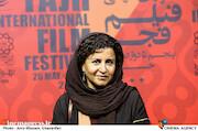 فرشته صدرعرفایی در چهارمین روز سی و هشتمین جشنواره جهانی فیلم فجر
