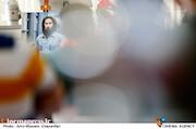 مراسم یادبود زنده یاد اشکان منصوری در چهارمین روز سی و هشتمین جشنواره جهانی فیلم فجر