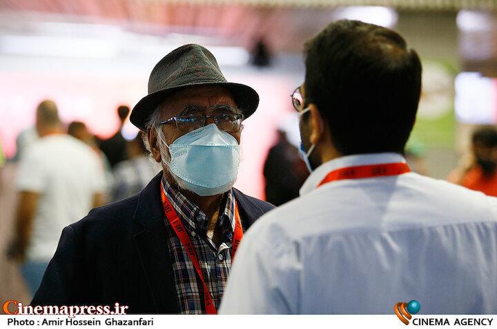 غلامرضا موسوی در چهارمین روز سی و هشتمین جشنواره جهانی فیلم فجر