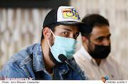 بهرام افشاری در پنجمین روز سی و هشتمین جشنواره جهانی فیلم فجر