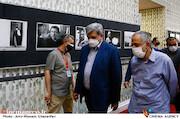 احمد مسجدجامعی و پیروز حناچی در پنجمین روز سی و هشتمین جشنواره جهانی فیلم فجر