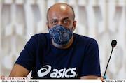 پیام احمدی نیا در پنجمین روز سی و هشتمین جشنواره جهانی فیلم فجر