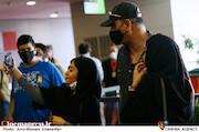 حمید فرخ نژاد در ششمین روز سی و هشتمین جشنواره جهانی فیلم فجر