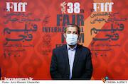 غلامرضا منتظری در ششمین روز سی و هشتمین جشنواره جهانی فیلم فجر