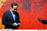 حسین انتظامی در ششمین روز سی و هشتمین جشنواره جهانی فیلم فجر