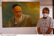 افتتاحیه نمایشگاه نقاشی «سوگ آفتاب»