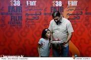 تولد کیوان کثیریان در هفتمین روز سی و هشتمین جشنواره جهانی فیلم فجر