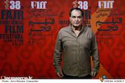 رضا صفایی پور در هفتمین روز سی و هشتمین جشنواره جهانی فیلم فجر