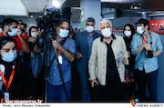 رضا کیانیان در هفتمین روز سی و هشتمین جشنواره جهانی فیلم فجر