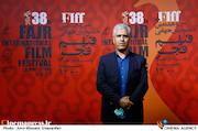 غلامرضا فرجی در هفتمین روز سی و هشتمین جشنواره جهانی فیلم فجر