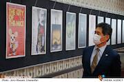 سفیر ژاپن در هفتمین روز سی و هشتمین جشنواره جهانی فیلم فجر