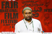 مازیار میری در هفتمین روز سی و هشتمین جشنواره جهانی فیلم فجر