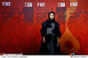 مریم همتیان در هفتمین روز سی و هشتمین جشنواره جهانی فیلم فجر
