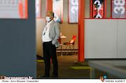 محمدمهدی عسگرپور در هشتمین روز سی و هشتمین جشنواره جهانی فیلم فجر