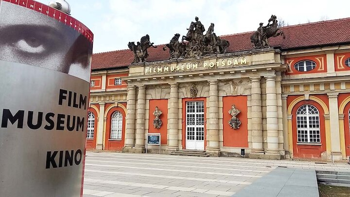 موزه فیلم پوتسدام آلمان