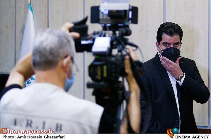 عکس / نشست خبری مدیرعامل انجمن سینمای جوانان ایران
