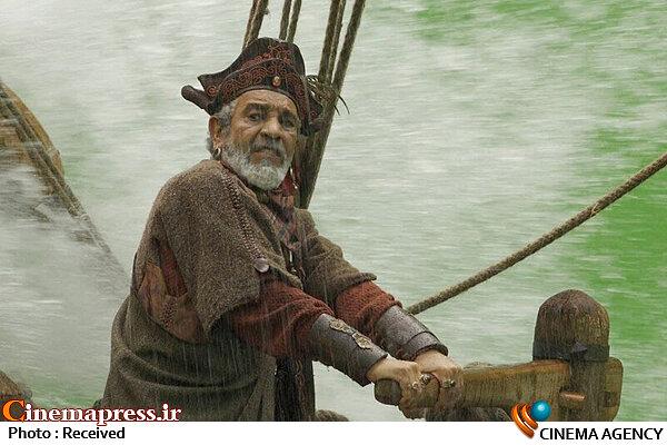 داریوش فرهنگ در سریال سلمان فارسی