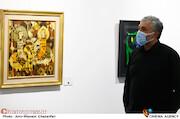 محمد احسانی در نمایشگاه گروهی «سفیر»