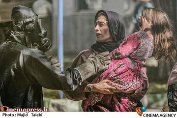 مینا ساداتی در فیلم سینمایی «درخت گردو»