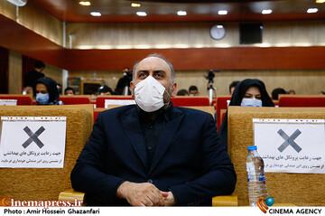 سید محمدصادق امامیان در اولین رویداد ملی فناوری های تنظیم یار