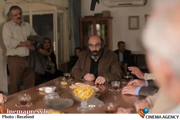 محسن تنابنده در فیلم سینمایی «قهرمان»