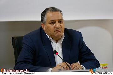علیرضا تابش در نشست خبری سیوچهارمین جشنواره بینالمللی فیلمهای کودکان و نوجوانان