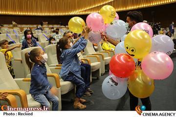 افتتاحیه سیوچهارمین جشنواره بینالمللی فیلمهای کودکان و نوجوانان