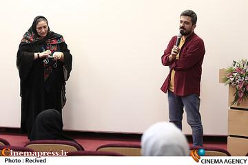 مراسم افتتاحیه پنجمین المپیاد فیلمسازی نوجوانان ایران