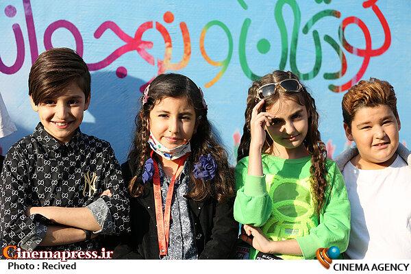 عکس / سومین روز سیوچهارمین جشنواره بینالمللی فیلمهای کودکان و نوجوانان