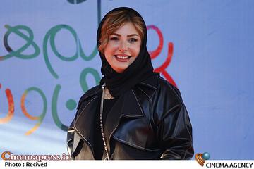 نیوشا ضیغمی در چهارمین روز سیوچهارمین جشنواره بینالمللی فیلمهای کودکان و نوجوانان