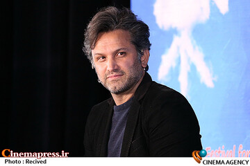 علیرضا مرادی در چهارمین روز سیوچهارمین جشنواره بینالمللی فیلمهای کودکان و نوجوانان