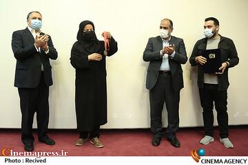 مراسم اختتامیه پنجمین المپیاد فیلمسازی نوجوانان ایران