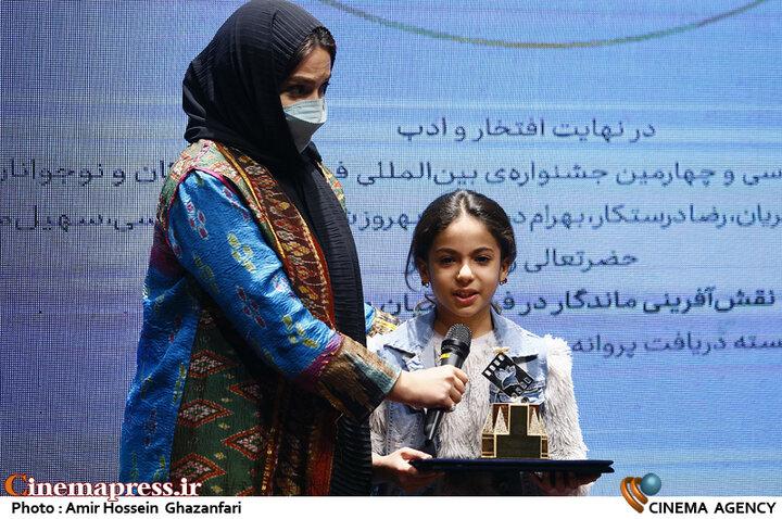 عکس / مراسم اختتامیه سیوچهارمین جشنواره بینالمللی فیلمهای کودکان و نوجوانان-۲