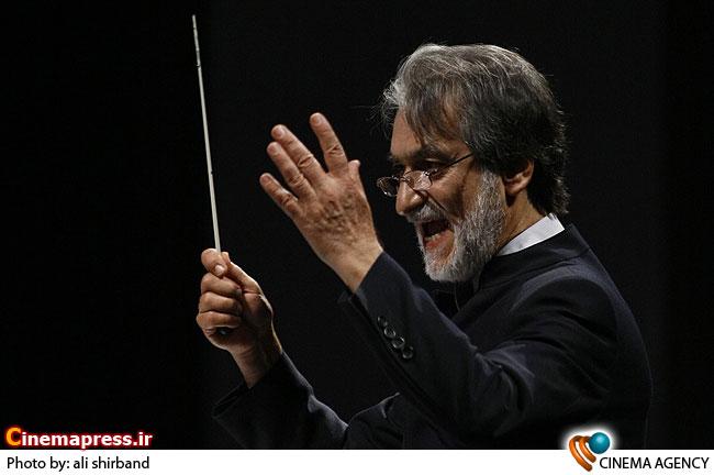 ارکستر «سمفونی کارون » به رهبری مجید انتظامی