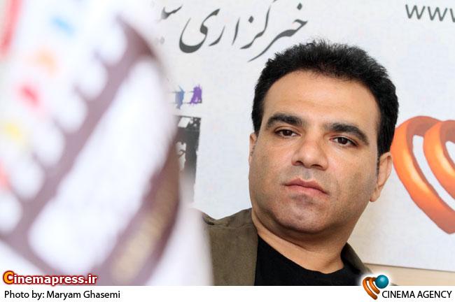 بهمن گودرزی کارگردان شیش و بش در خبرگزاری سینمای ایران