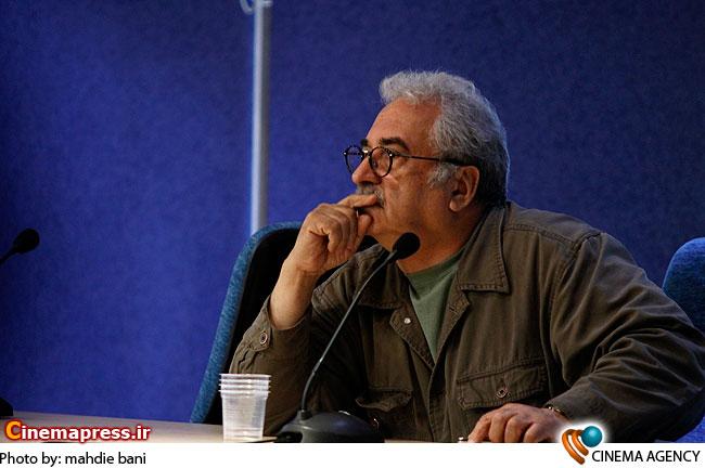 هادی مرزبان در مراسم معارفه مدیر جدید اداره کل هنرهای نمایشی