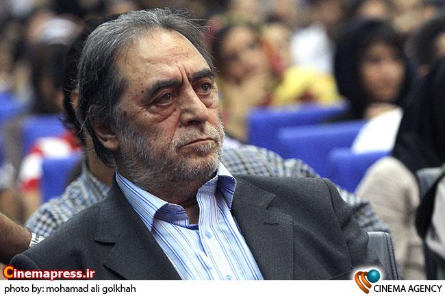 حضور هوشنگ توکلی دراختتامیه جشنواره آموزشگاه های آزاد سینمایی