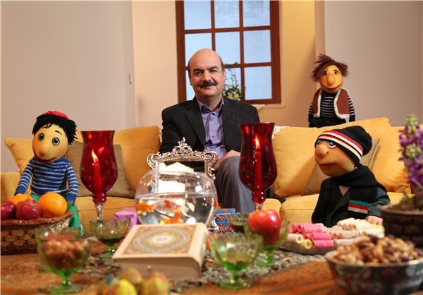 کلاه قرمزی پخش می گردد/ویژه برنامه نوروز شبکه دو با اجرای احسان علیخانی