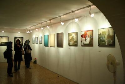هوای نوروزی در نگارخانههای مازندران