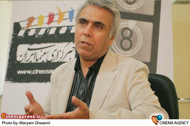 سید ضیاء هاشمی تهیه کننده سینما