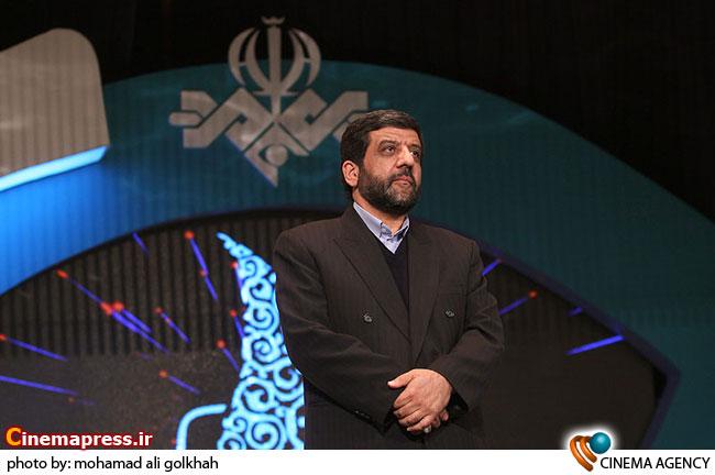 ضرغامی در اختتامیه نخستین جشنواره تولیدات تلویزیونی جام جم